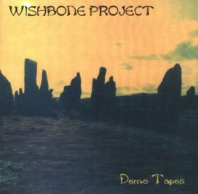 Wishbone Project Demo Tapes CD-Cover